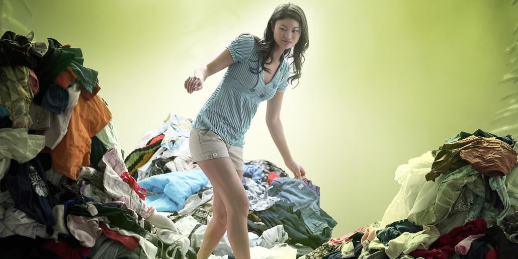 Derfor skal du ikke kaste klær i restavfallet