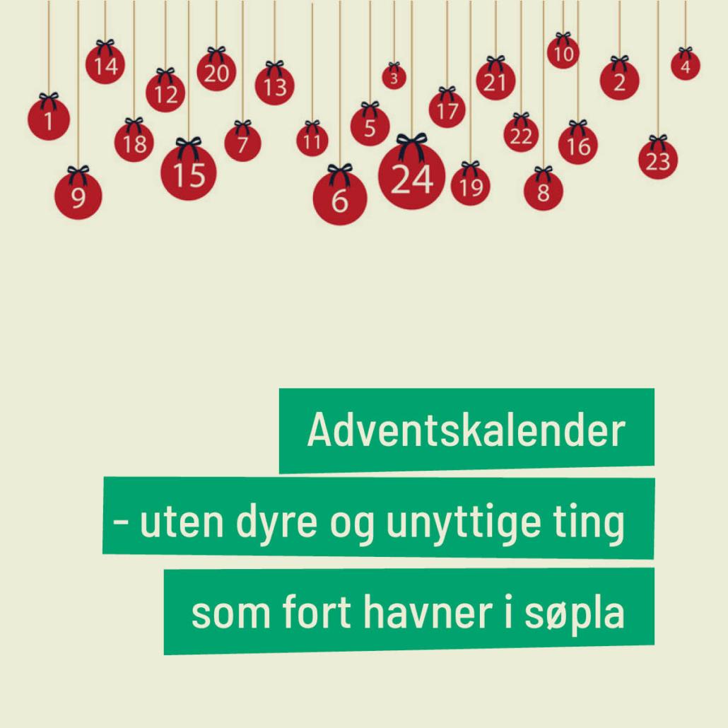 Tid for advents-kalender